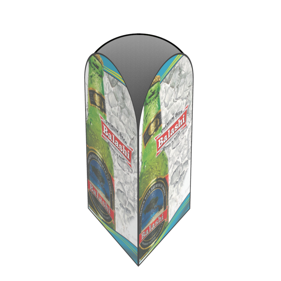 BANNERS - POP UP FRAME TOWER