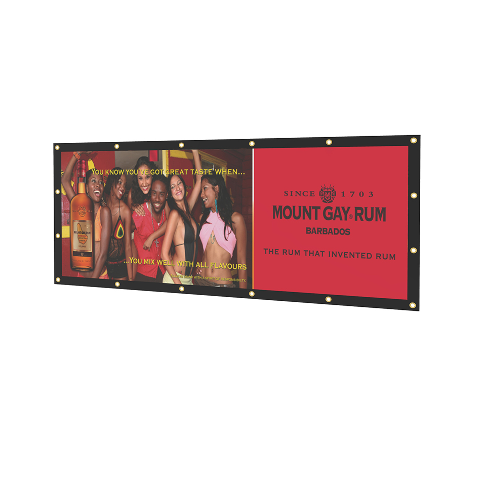 BANNERS - STREET BANNERS