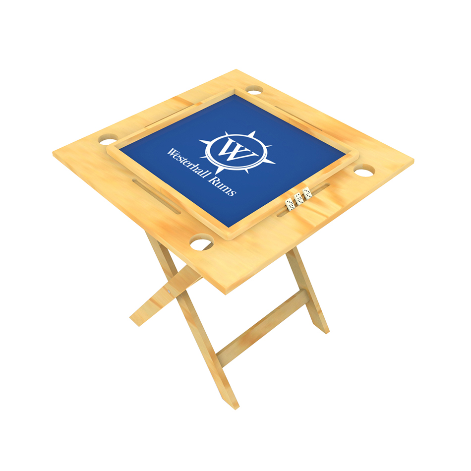 DOMINOES - TABLE