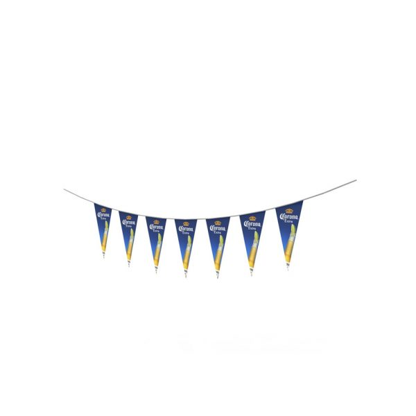 PVC PENNANT TRIANGULAR